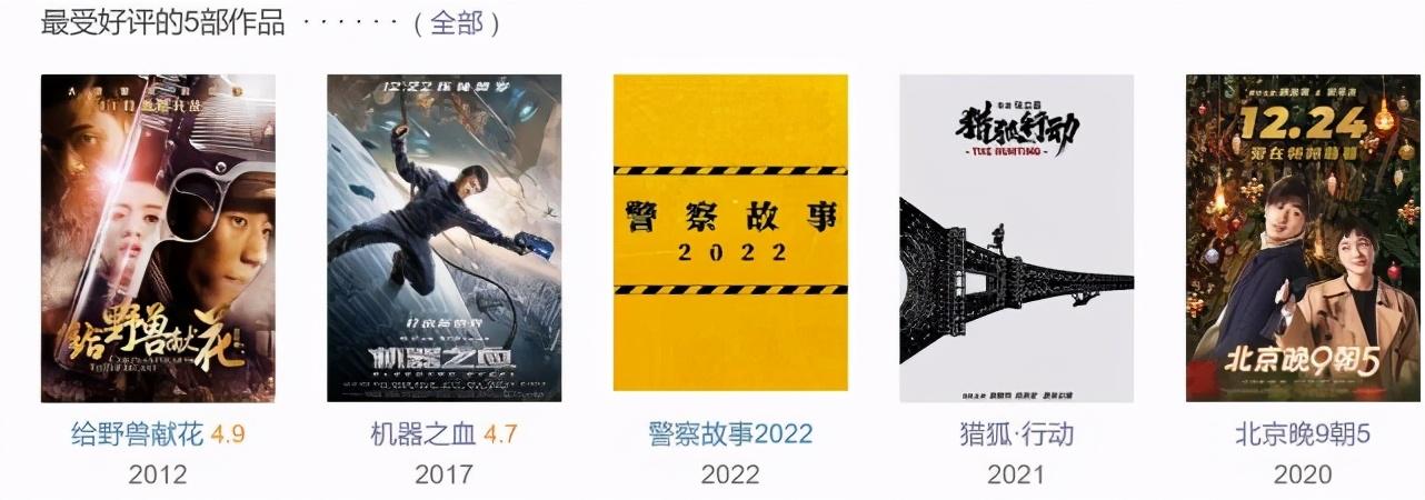 梁朝伟 、段奕宏飙戏的《猎狐行动》定档,看到导演名字我有点慌