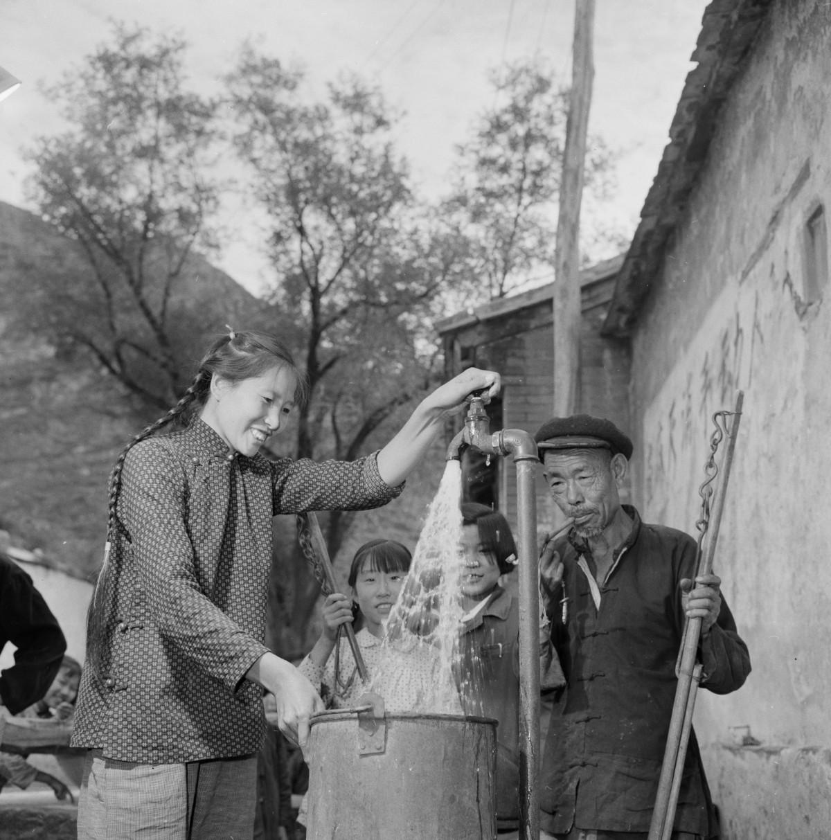 抢建水库+民主水站,当年北京这样告别苦井水