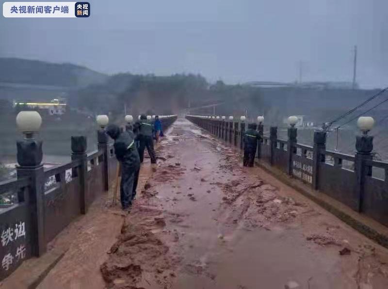 河南巩义暴雨已致1人死亡2人失联