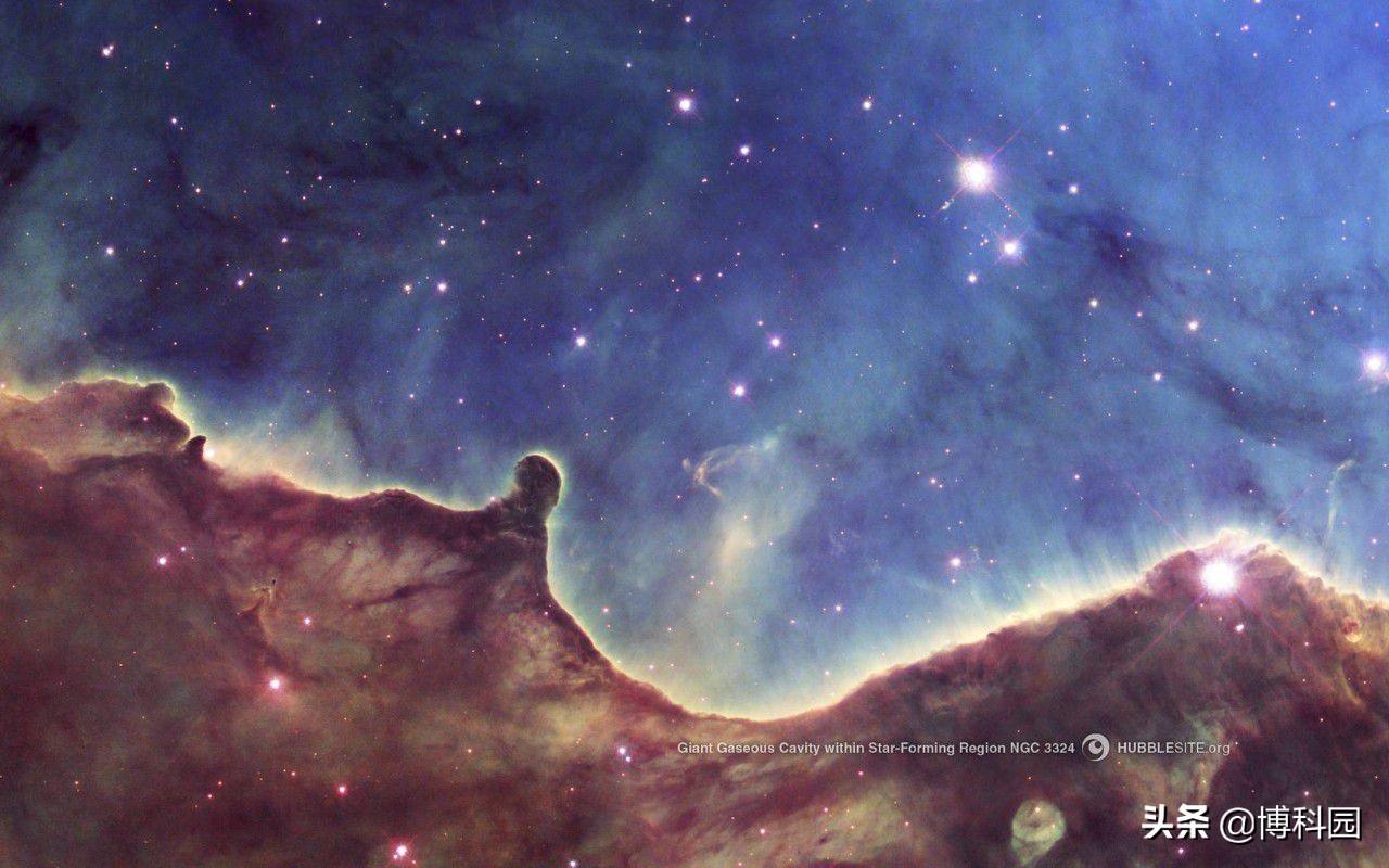 """迄今最清晰、最直接的证据:螺旋气体丝""""喂养""""着年轻星系"""