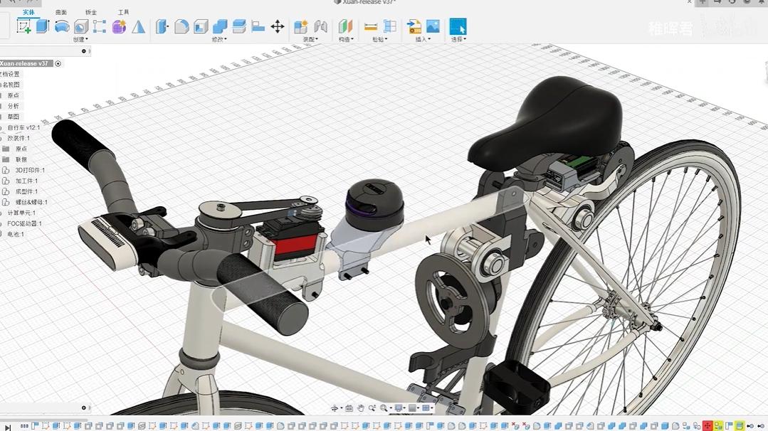 华为天才少年稚晖君(彭志辉)自动驾驶自行车是如何诞生的?