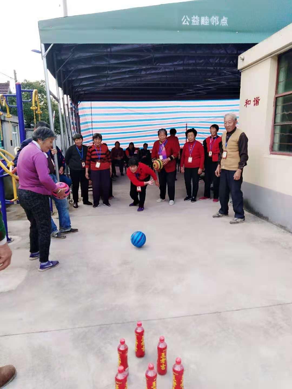 【上海街镇】浦东老港镇党建深入睦邻点 让乡村振兴里的温暖回响