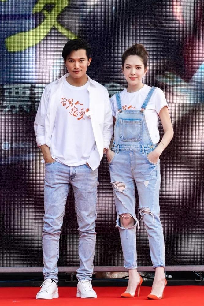 许玮甯首度回应离婚传言:我们没成功
