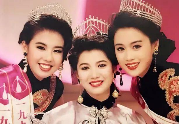 2021香港小姐看点多,星2代进不了前3,冠军的美貌让人移不开眼