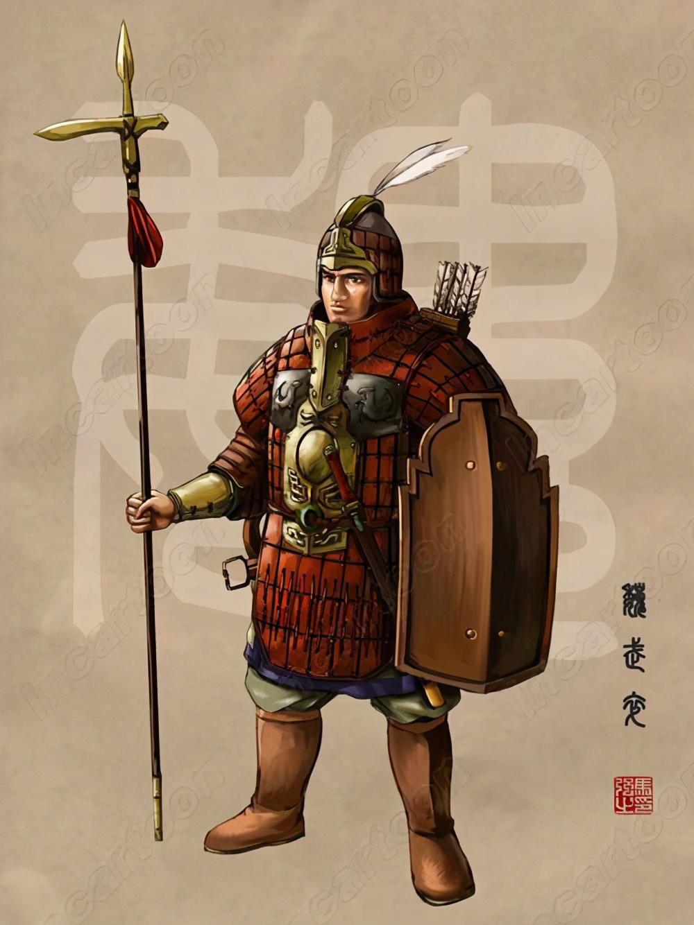 """中国古代""""特种部队"""""""