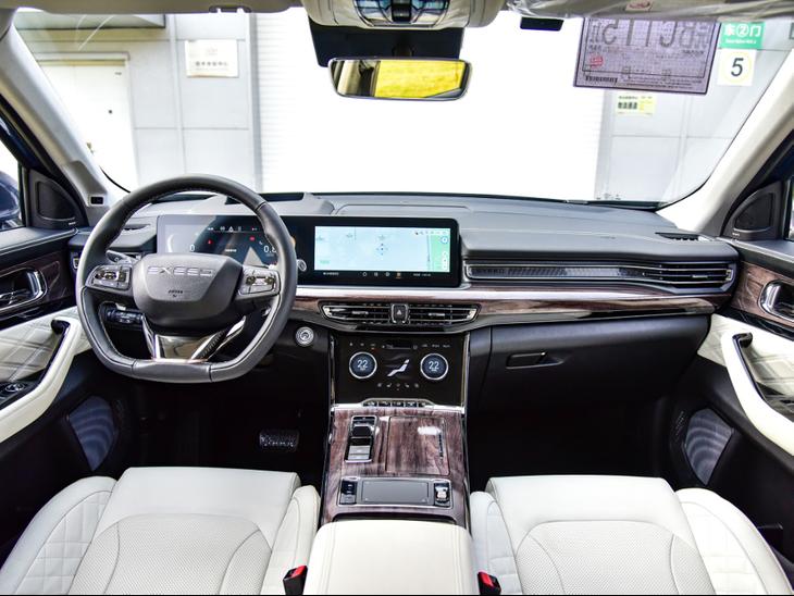 星途揽月400T车型首发亮相 9月30日正式上市