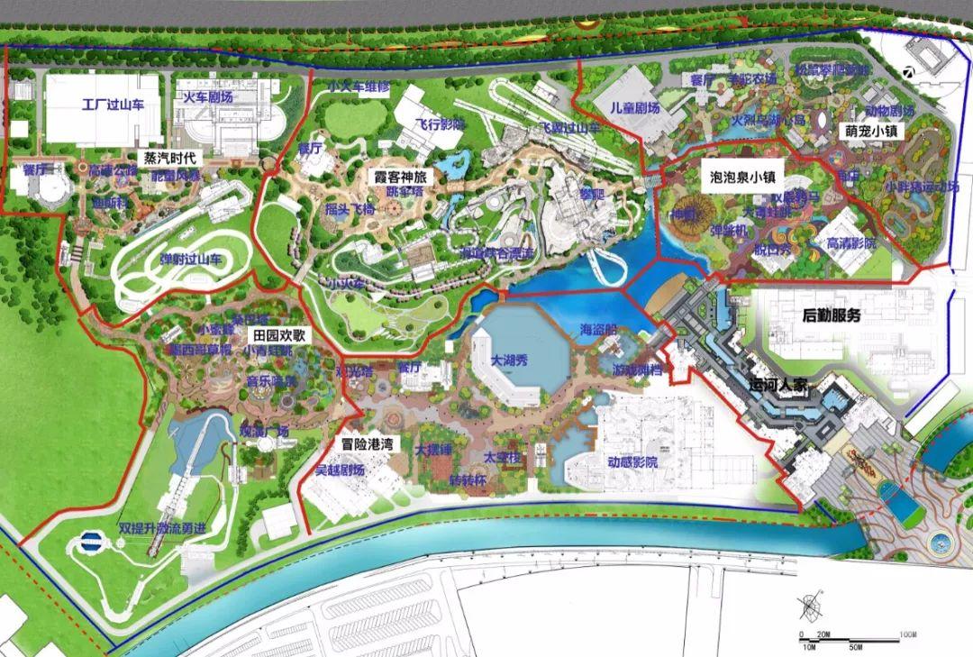 无锡融创文旅城设计亮点解析