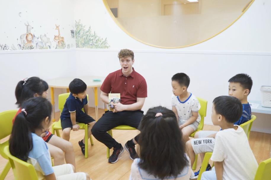 「教育社區」i2全外教英語教育,讓你的孩子贏在起跑線