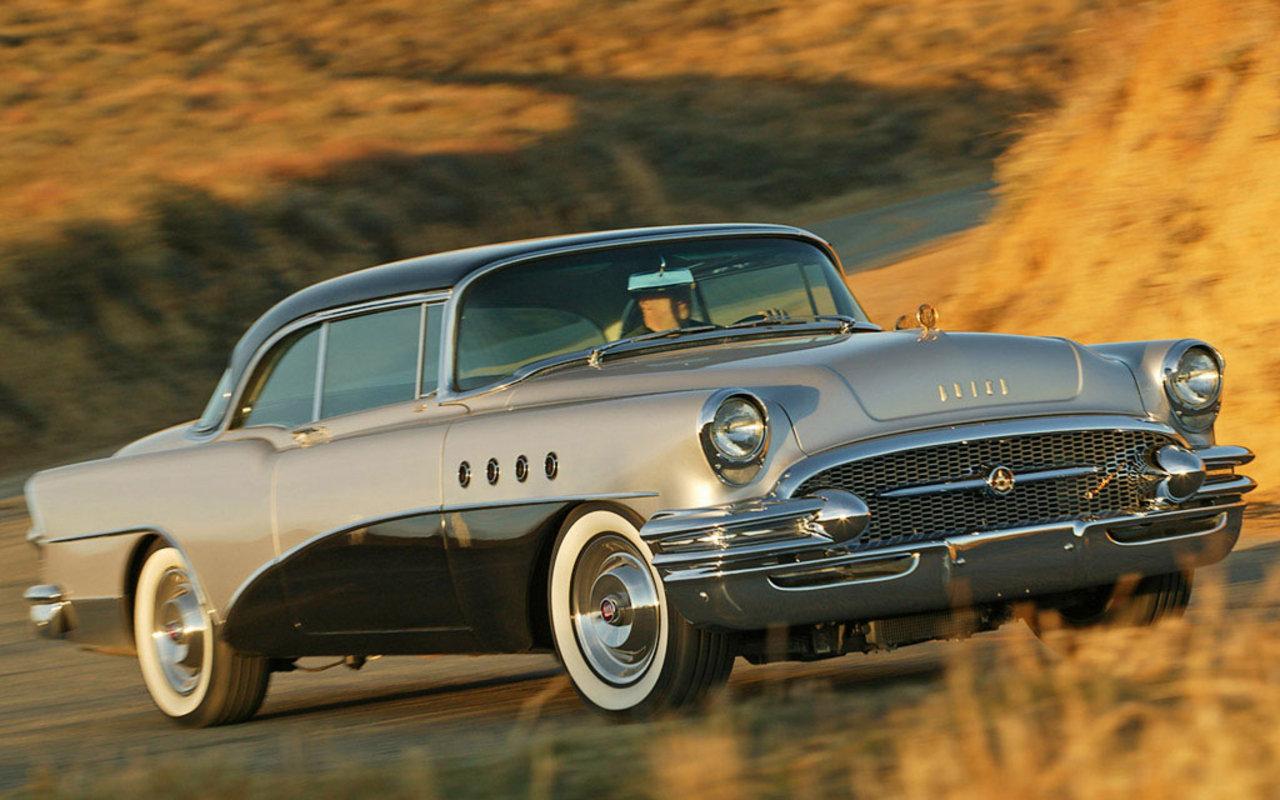 1950年:别克路霸 飞机大王的最爱 汽车外观设计的里程碑