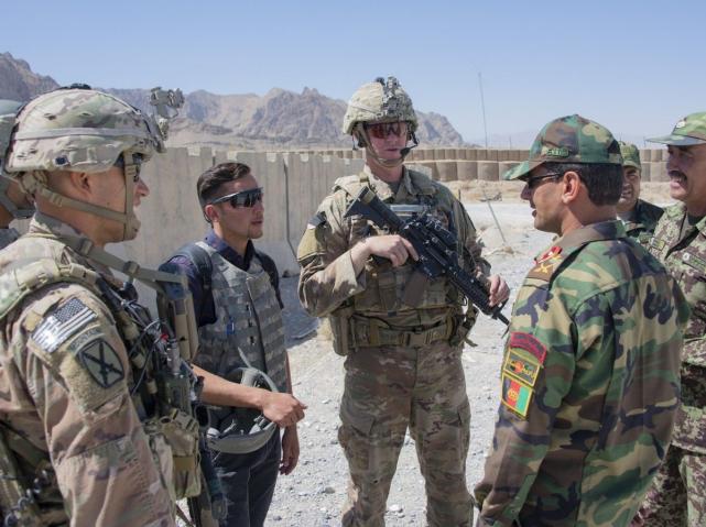 拜登称撤军阿富汗后集中应对中国挑战,奥巴马迅速发声,中方表态