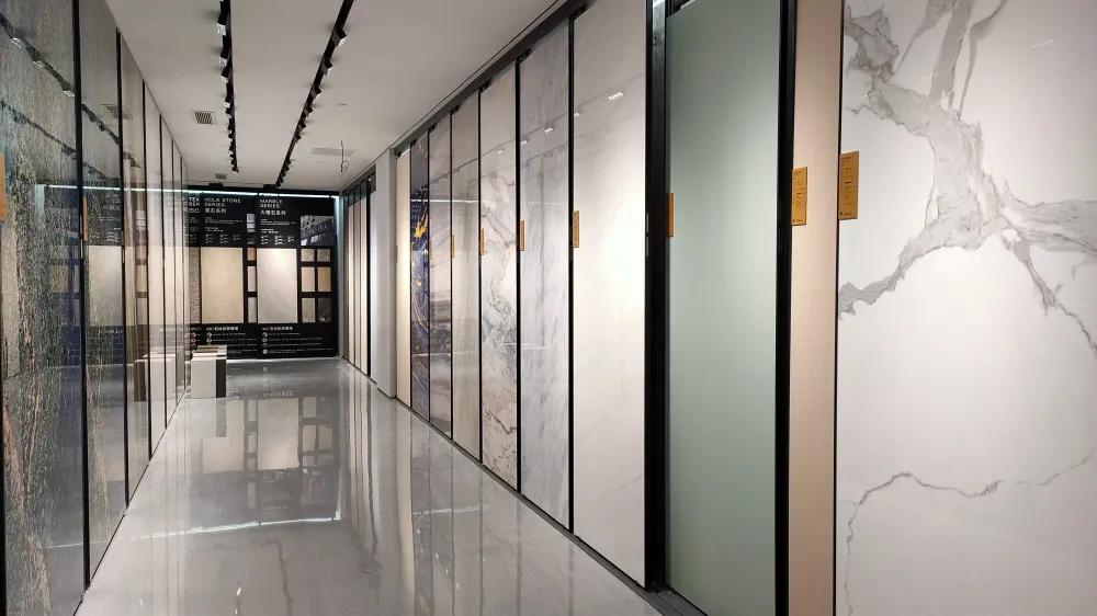 先睹为快|金鹏生态新材总部新展厅精彩亮点抢先看