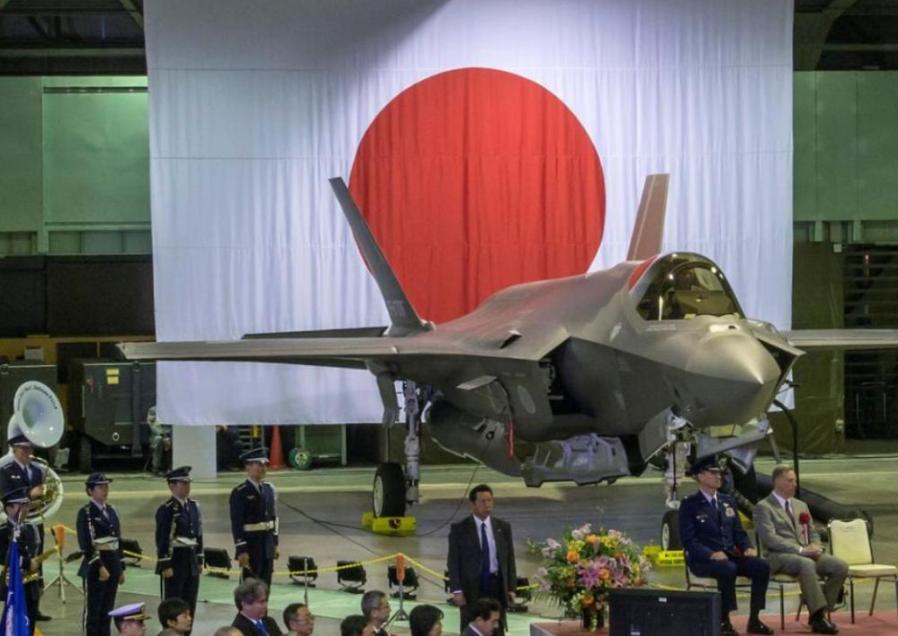 美国的底牌并非航母,对中国最大的威胁一直是藏身于日本的F35?