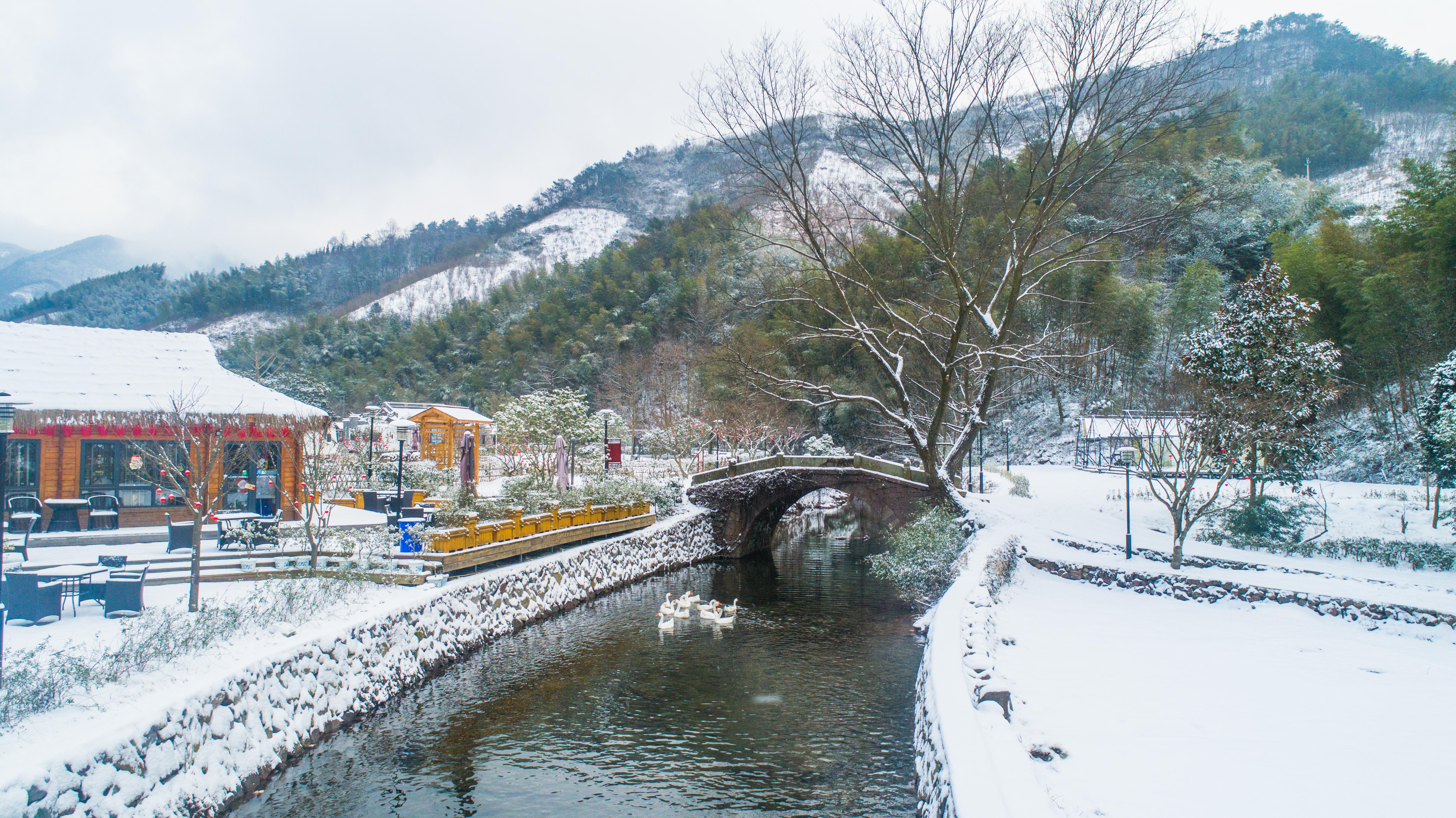 宁波冬季旅游攻略,自驾1.5小时,这三个地方藏着冬天最美色彩