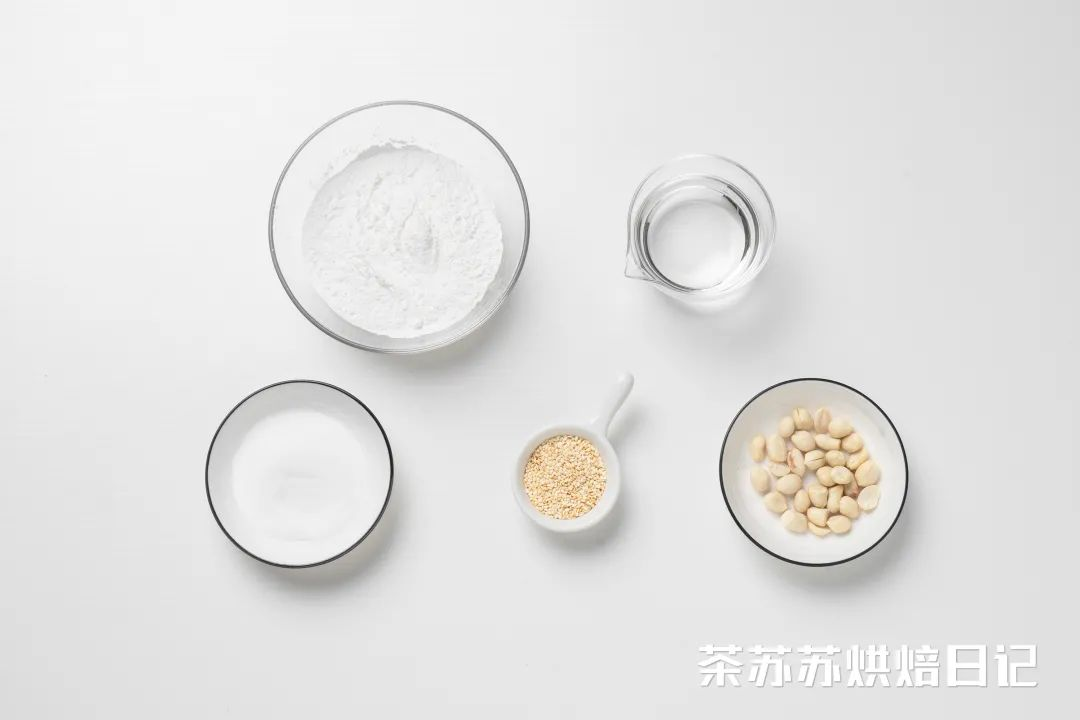 糯米粉加水就能做的傳統小吃,隨手一煎,外酥裡糯