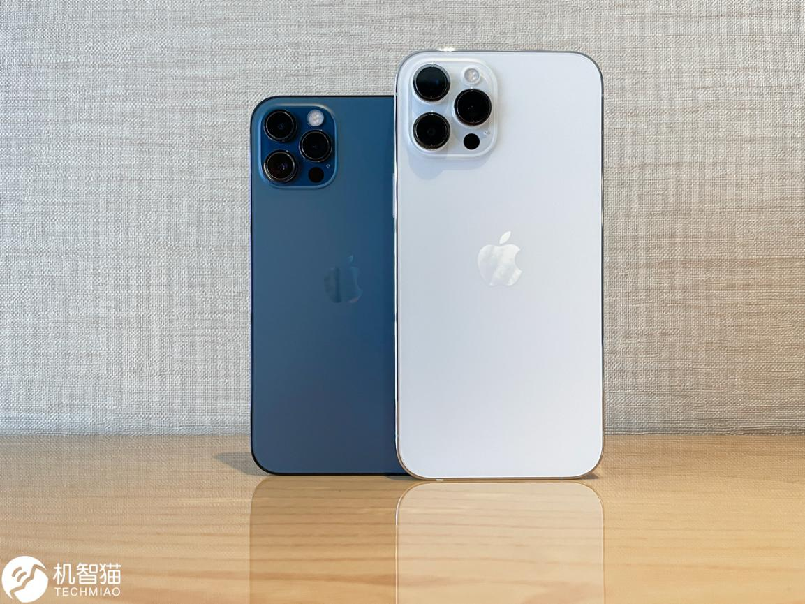 iPhone12 ProMax抢先体验:差价800体现在哪?