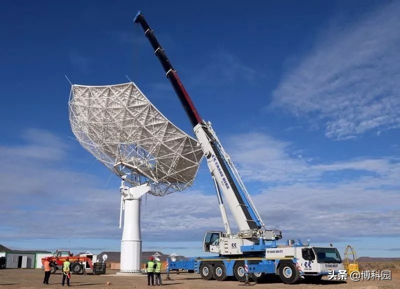 地球上最大射电望远镜将诞生,平方公里阵列,这是什么概念?