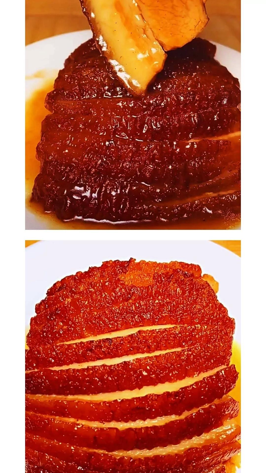 家常扣肉做法及配料 美食做法 第9张