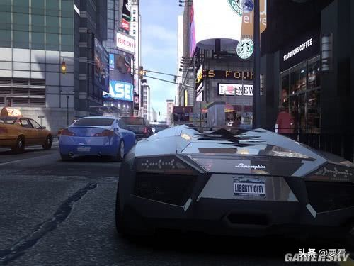 """The loneliest game GTA4-""""No one asks, no one knows, no one plays, no one loves"""""""