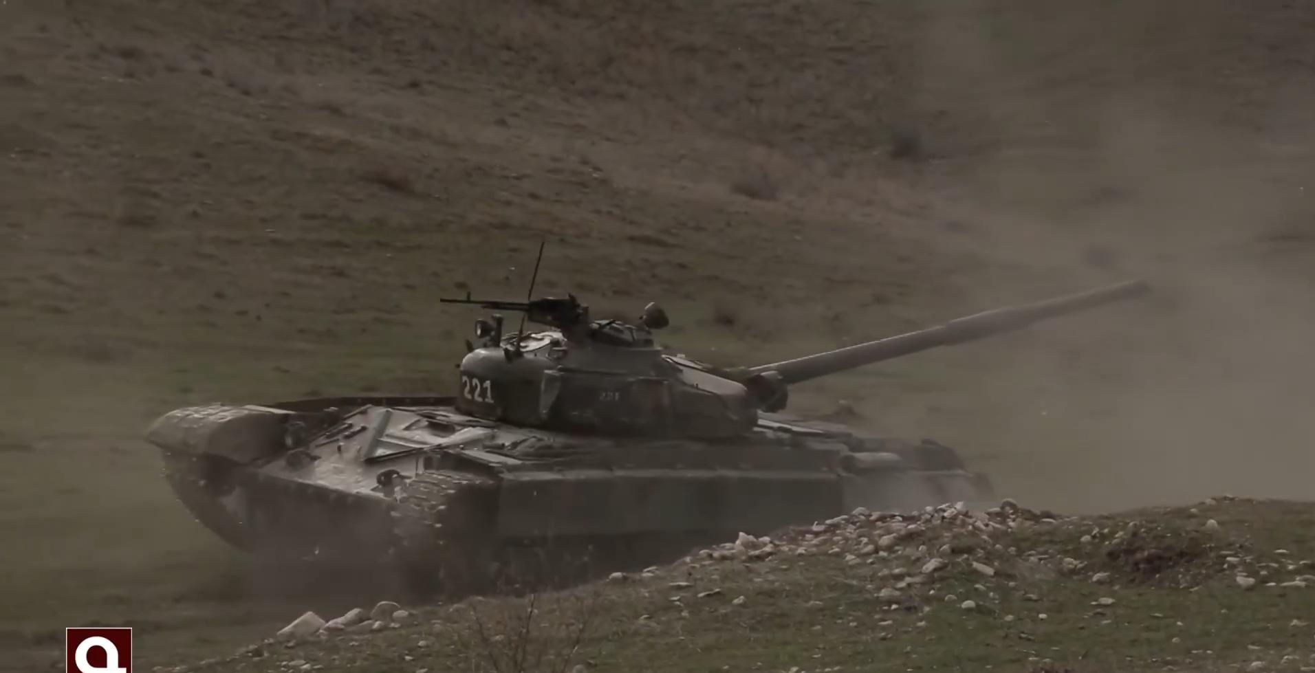 亚阿坦克大战后,军方发布最新宣传片,晒出强悍战力细节