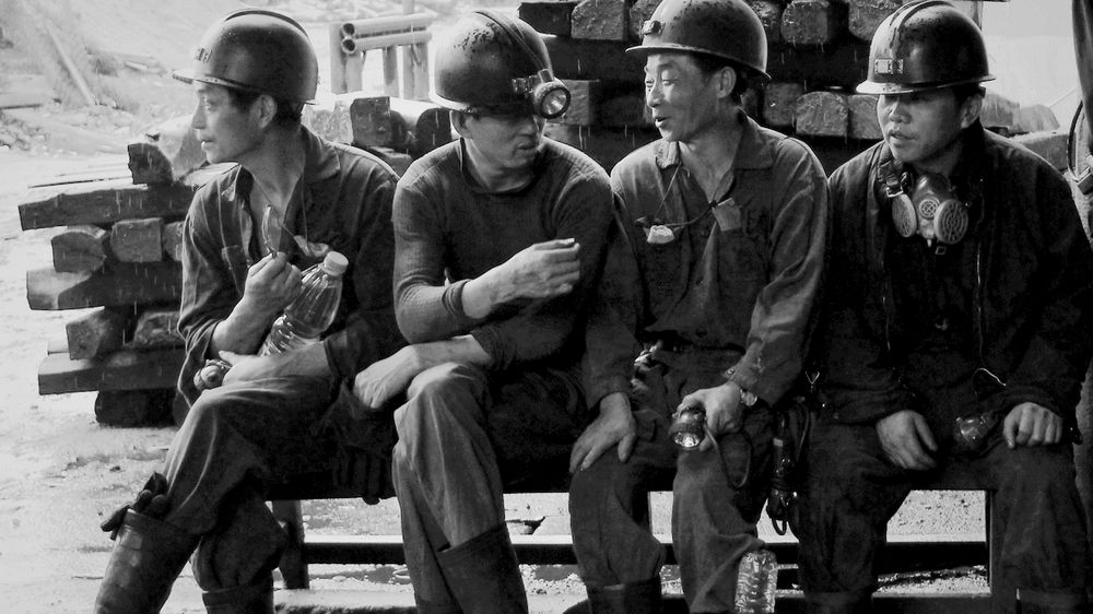 煤矿工人配拥有幸福么?平顶山煤矿矿工之殇,引人深思|城市手记
