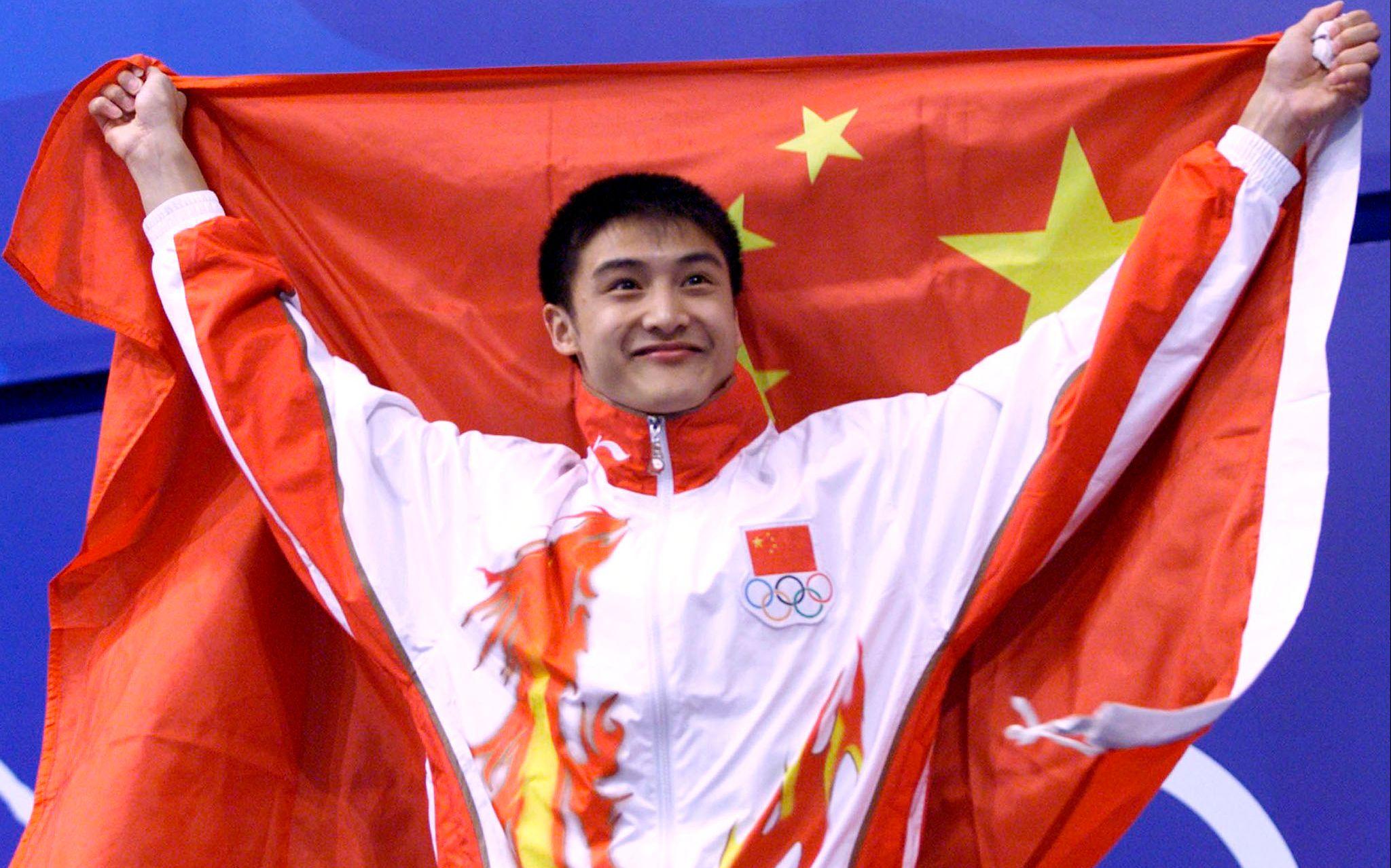 """中国奥运战绩大数据:""""海陆空""""战绩斐然"""