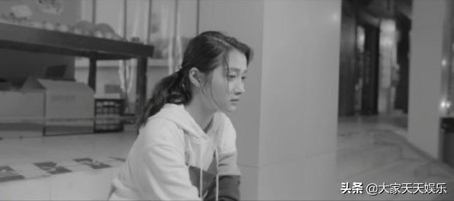 关晓彤最美表演《起舞》,考试没有通过,眼神丧失的酣畅淋漓