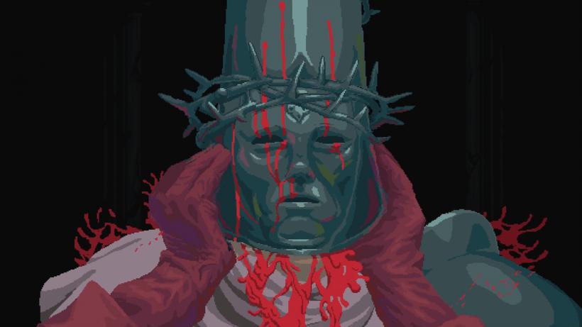《瀆神(Blasphemous)》:黑暗絕望的朝聖與救贖之路