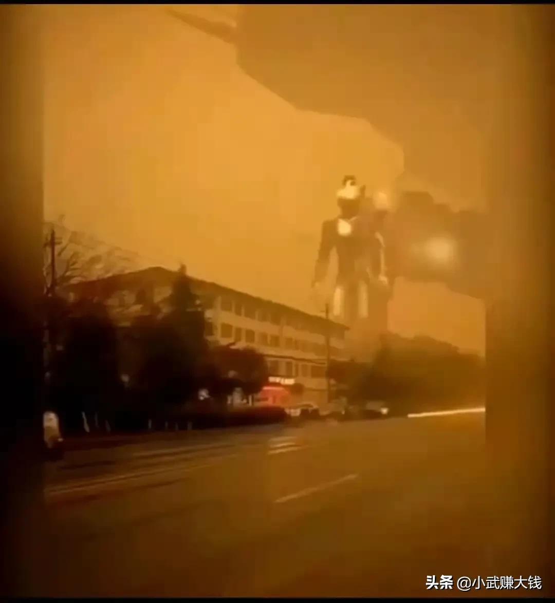 沙尘暴来啦、基民又绿啦!