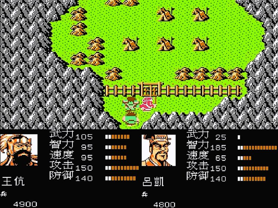 FC吞食天地2,刘璋手下的众多将领,没有一个顶用的