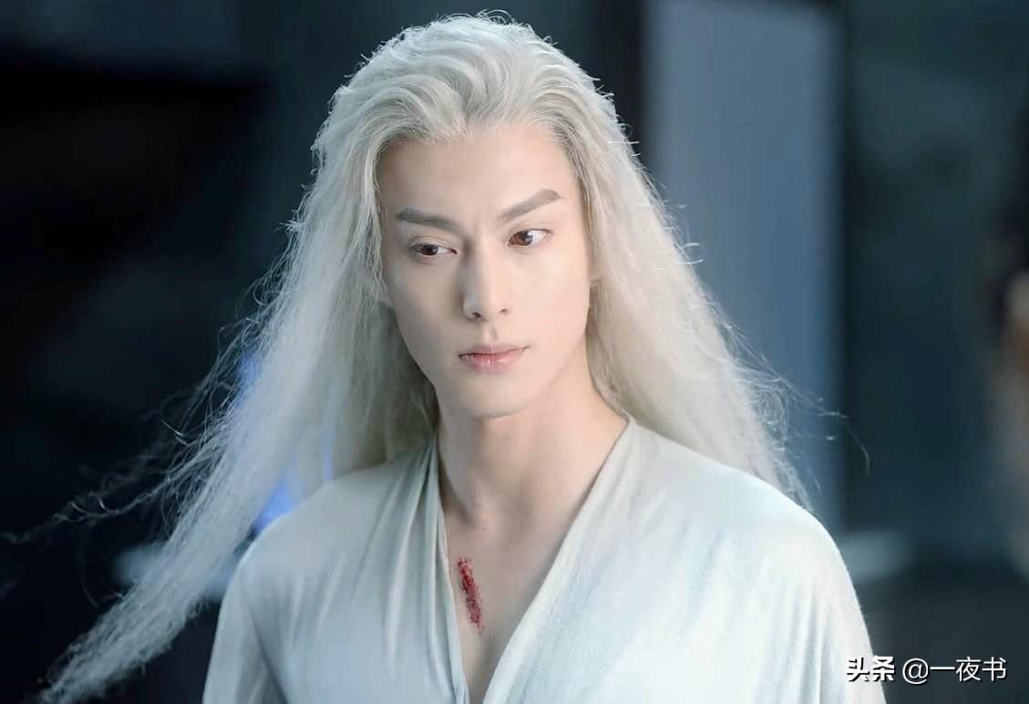 《遇龙》龙王尉迟龙炎为爱拔逆鳞,依旧不能和流萤一起?四世虐恋