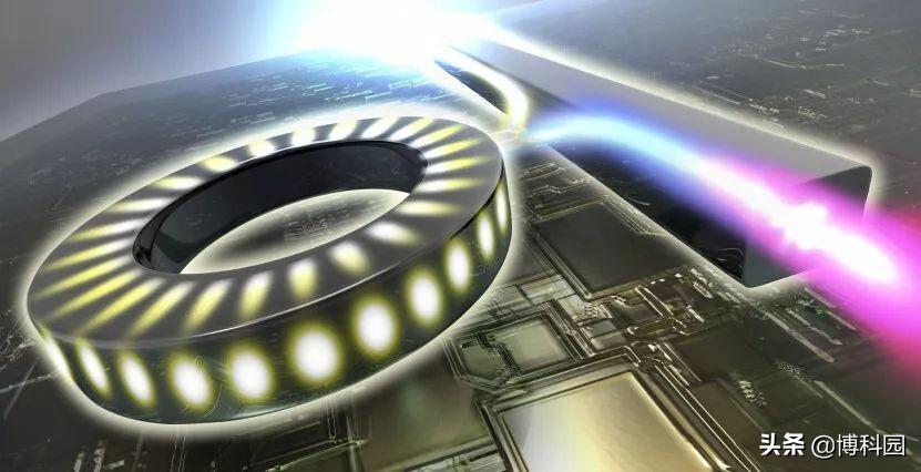 技术突破,迄今为止品质因数,最高的微环谐振器诞生