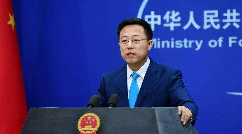 """和中国耍心机?美英媒体搞""""题海""""战术连发8问,中方直把话说明"""