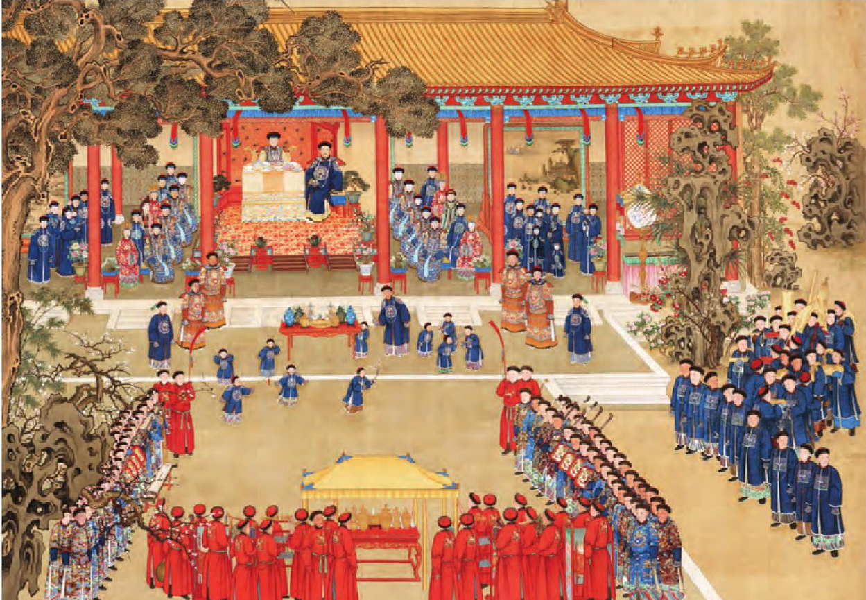 清代皇帝、慈禧太后都是戏迷!现存最大戏台已有260年历史