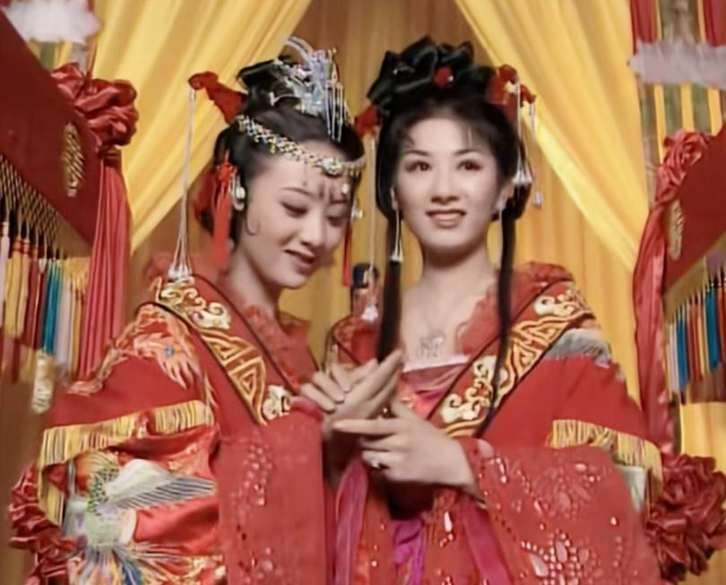 《上错花嫁嫁对郎》重聚,黄奕小李琳不再年轻,她20年来不变样
