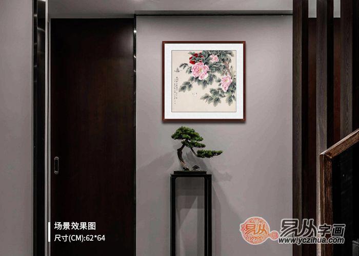卧室应该挂什么?卧室挂画3大原则,助您打造温馨卧室环境