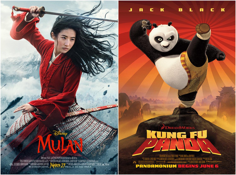 """西方人拍东方""""龙""""和""""嫦娥"""",这三部大片中的形象你觉得如何?"""
