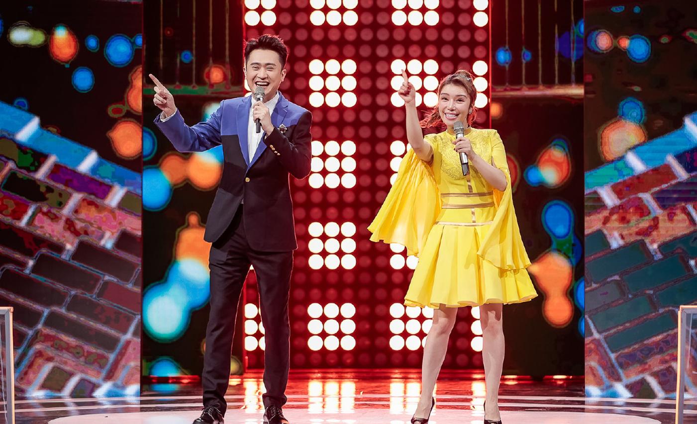 央视捧红又一新面孔,搭档杨帆主持门面节目,为选手着想得到肯定