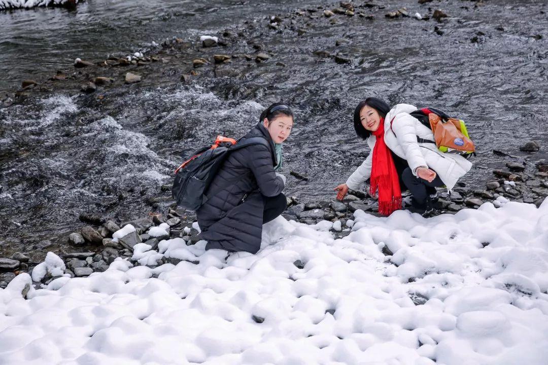 成都户外:户外团建+惊喜红包+绝美雪景,这个团建活动我给120分