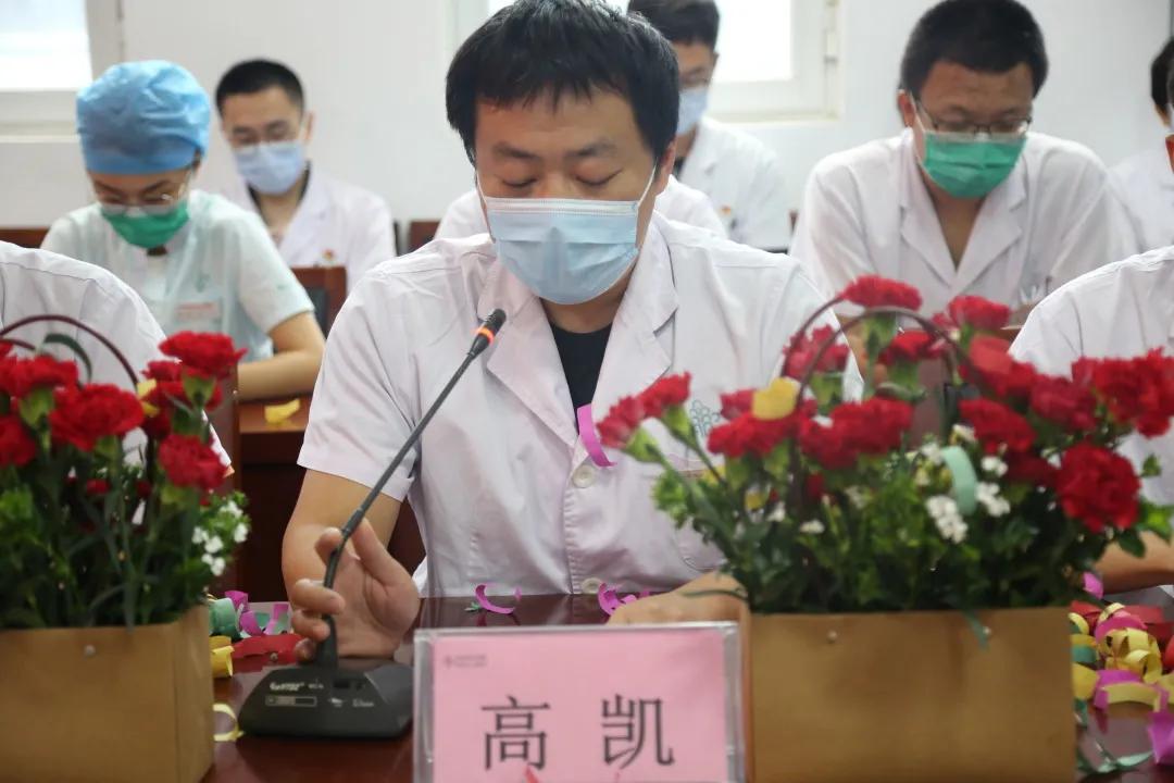"""郑州市九院疫情防控:听""""疫""""线故事 传递抗疫精神"""