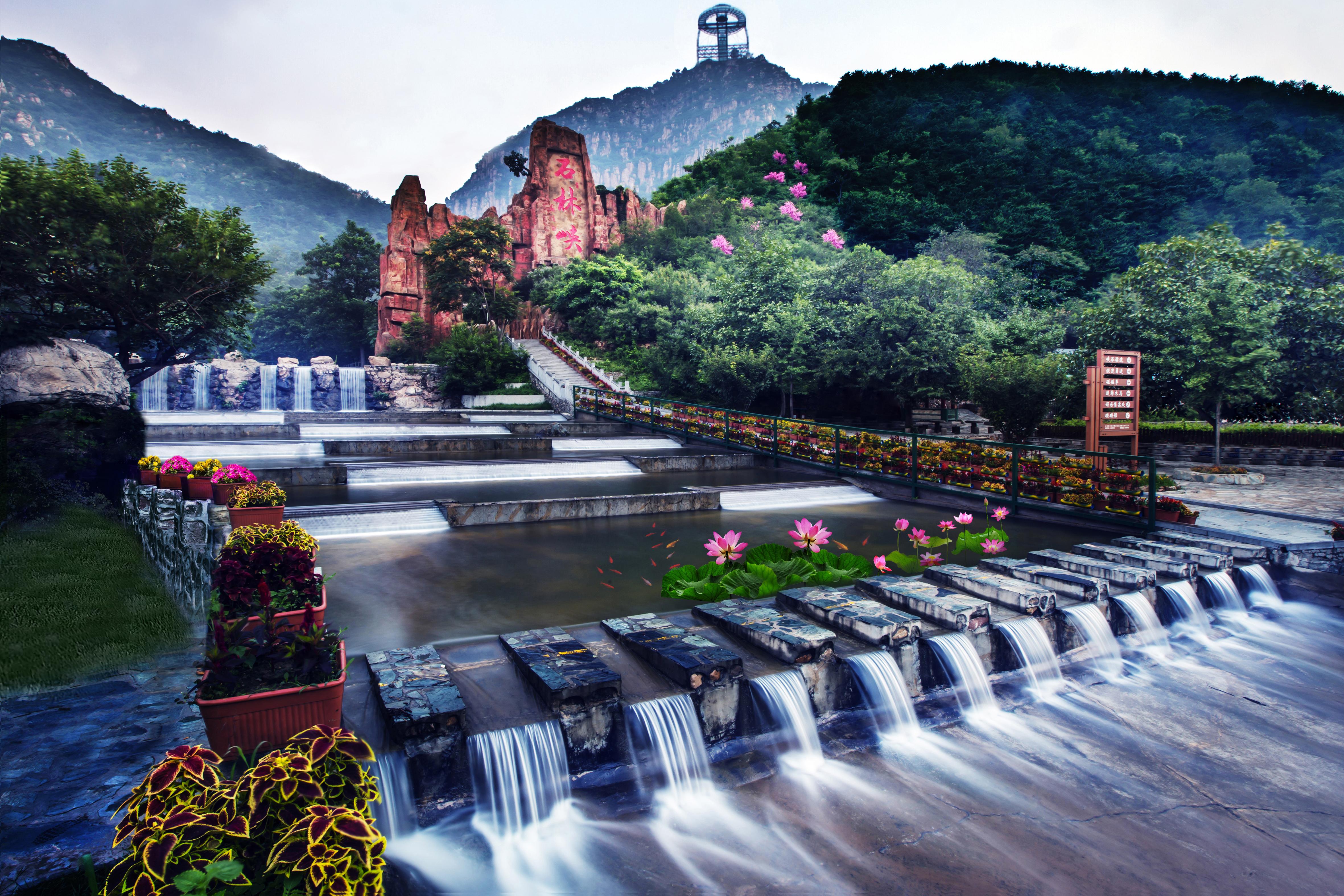不出京,尽享七彩瑶池美景,网红打卡地你值得拥有!