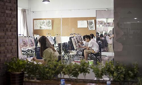 辽宁画室集训期间收费多包含什么呢?一年的费用是多少?
