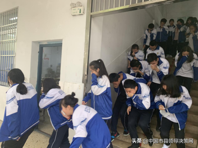 江苏响水县双语实验学校营造安全校园 彰显和谐魅力