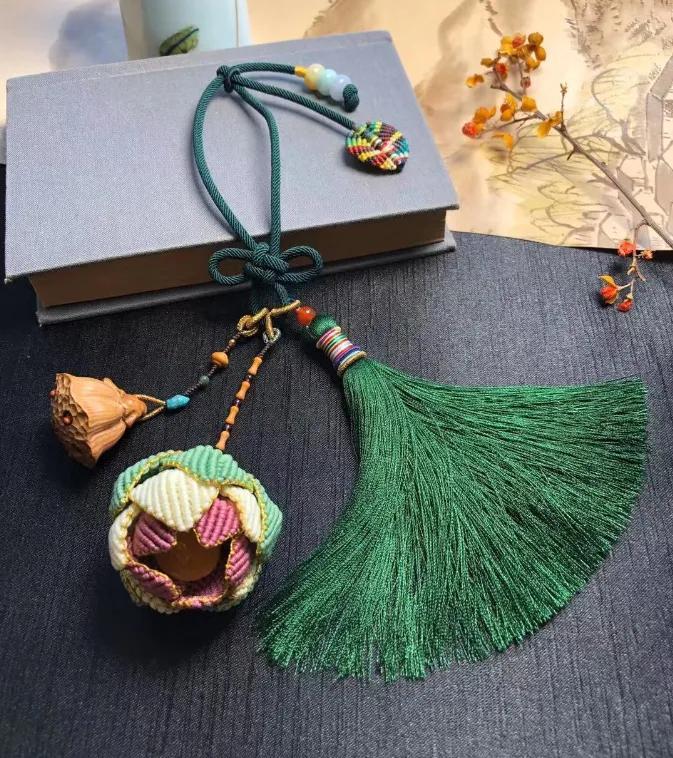 徐晓雪:一根小小的绳结,缘何成为长春市非物质文化遗产