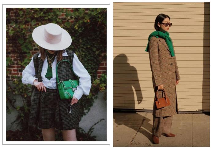 绿色好适合春天哇!黑黄白皮都该怎么穿?