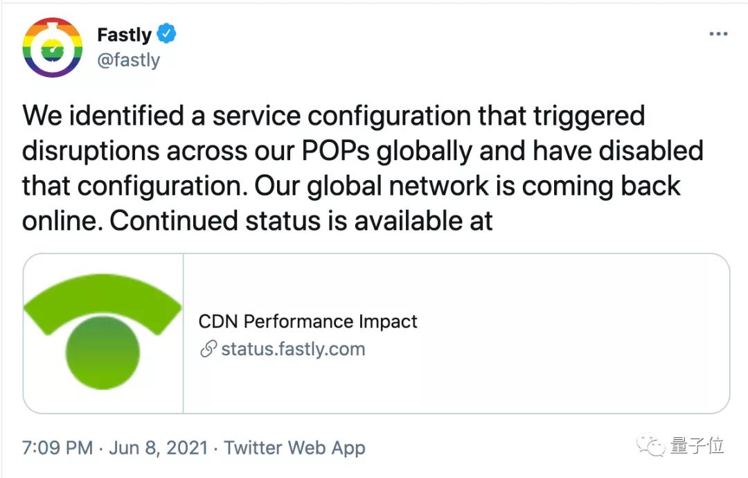 全球大半网络瘫痪,背后原因竟来自这家无名小公司