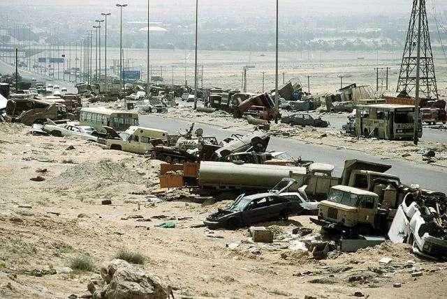 1991年的海湾战争为什么让当时中国感到震惊?