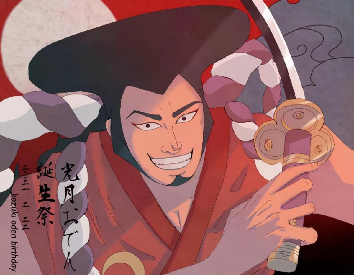 海賊王插畫分享,索大與路飛合作砍龍,五位超新星對戰四皇艱難