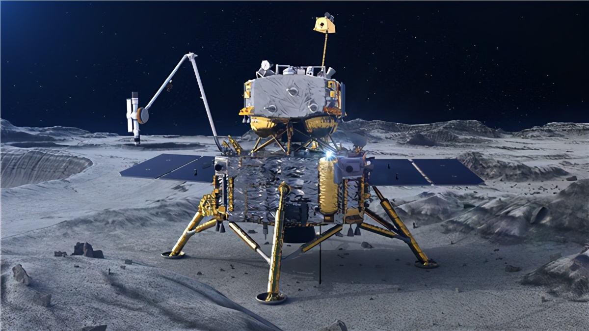 美国登月是骗局?玉兔号月球车速度较慢,美国月球车为什么很快?