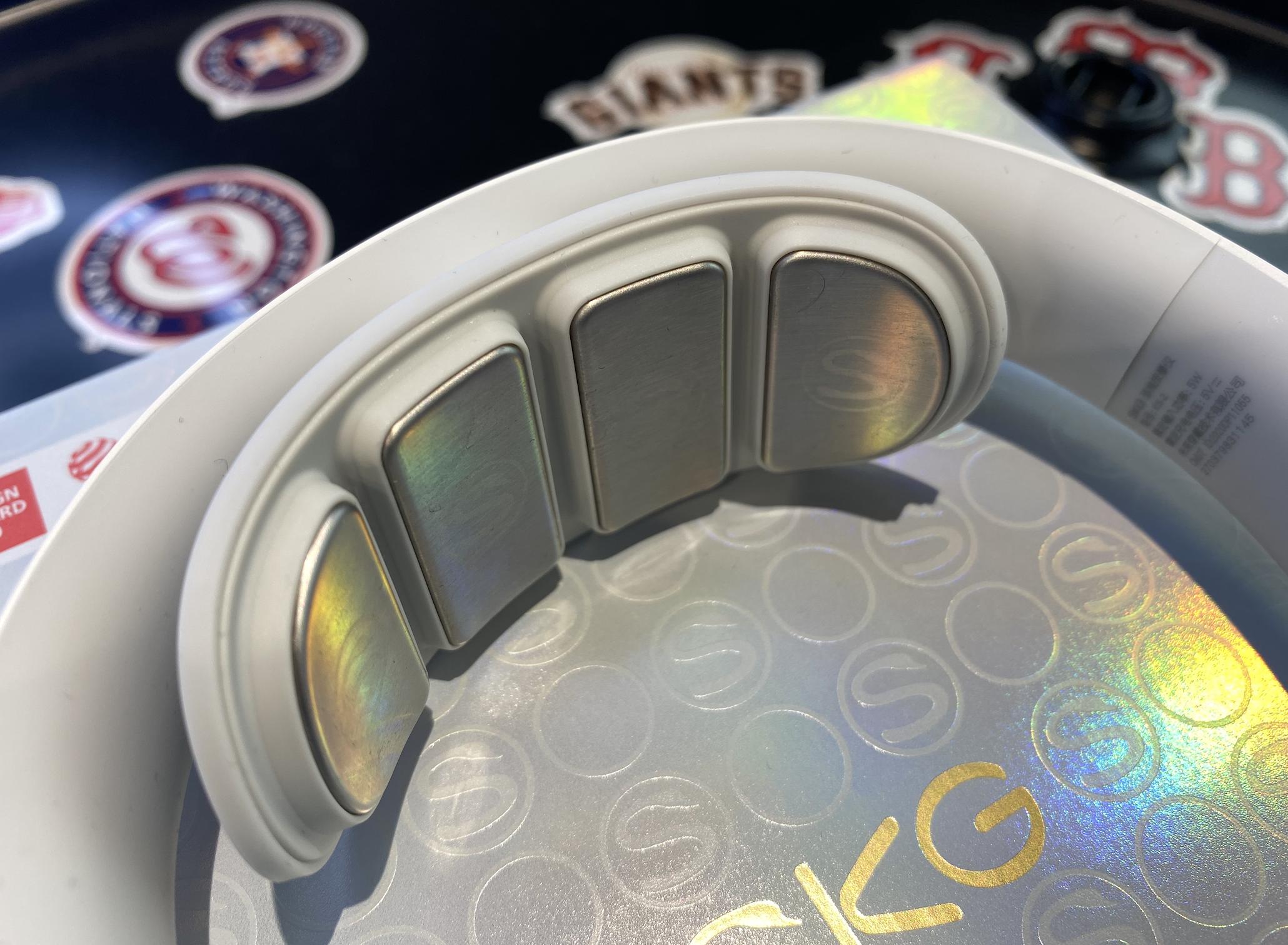SKG全新K5颈椎按摩仪评测:深度缓解颈椎压力,办公人士必备