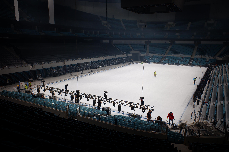 冰上艺术公益演出即将在西安奥体上演